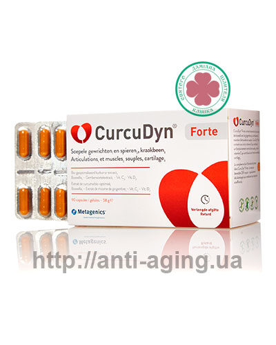 CurcuDyn® Forte №90