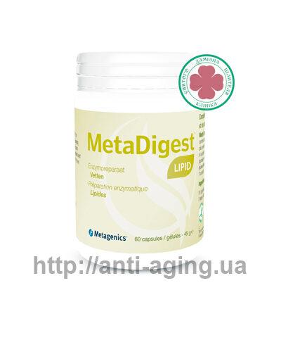 MetaDigest®Lipid №60/ МетаДайджест Липид №60