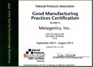GMP-Natural-Products-Association